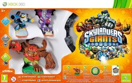Skylanders Giants Starter Pack Xbox 360