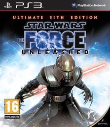 Star Wars: Force Unleashed Ultimate Sith Edition PS3