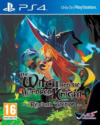 The Witch and the Hundred Knight: Revival Edition PS4