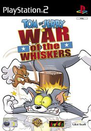 Tom and Jerry in War of the Whiskers PS2