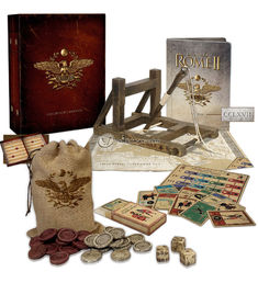 Rome Total War II Collectors Edition PC