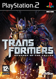 Transformers 2: Revenge of the Fallen PS2