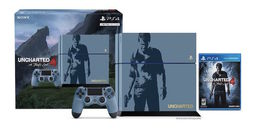 Playstation 4 konsoli 1TB + Uncharted 4 Special Edition Bundle