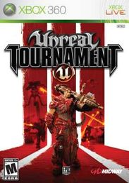Unreal Tournament III Xbox 360