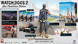 Watch Dogs 2 San Fransisco Edition PS4