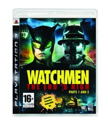 Watchmen: The End Is Nigh (Ep 1&2) PS3
