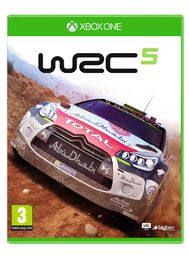 WRC 5 - World Rally Championship 5 Xbox One