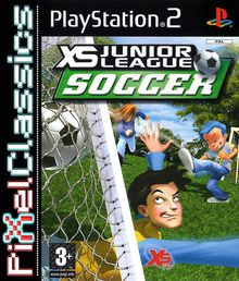 XS Jr. League Soccer PS2