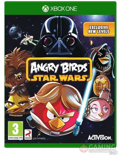angry birds star wars xbox one konsolinet. Black Bedroom Furniture Sets. Home Design Ideas