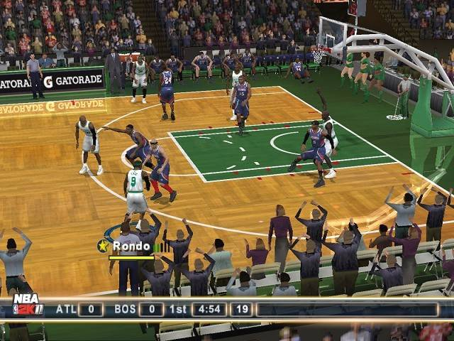 how to play nba 2k11