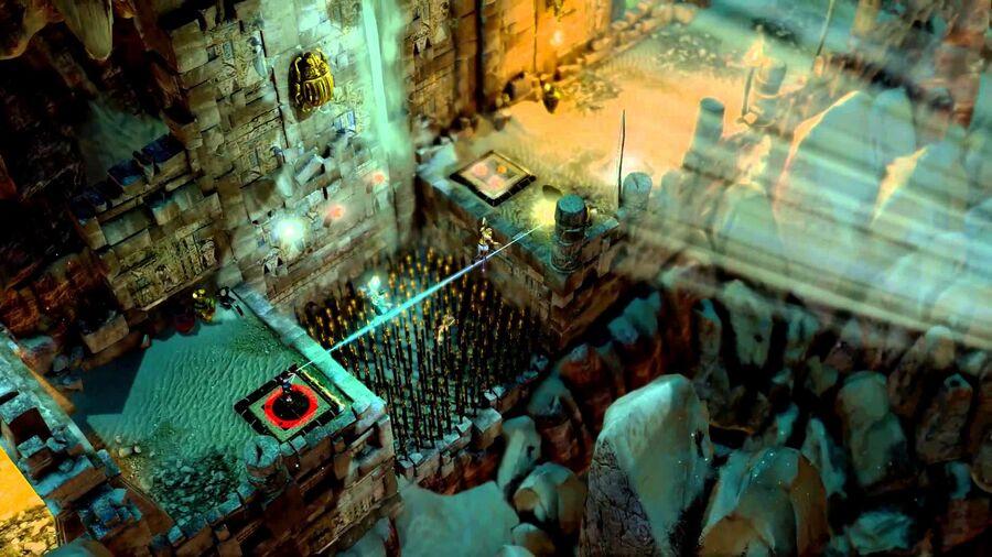 Lara Croft And The Temple Of Osiris Ps4 Konsolinet
