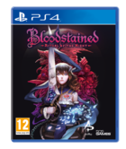 Bloodstained Ritual of the Night PS4 kansi