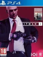 HItman 2 PS4 kansikuva