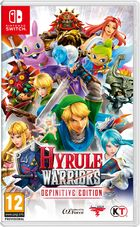 Hyrule Warriors Switchille
