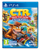 Crash Team Racing: Nitro-Fueled PS4 kansikuva