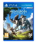 Horizon Zero Dawn PS4 kansikuva