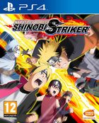 Naruto to Boruto Shinobi Striker PS4 kansikuva