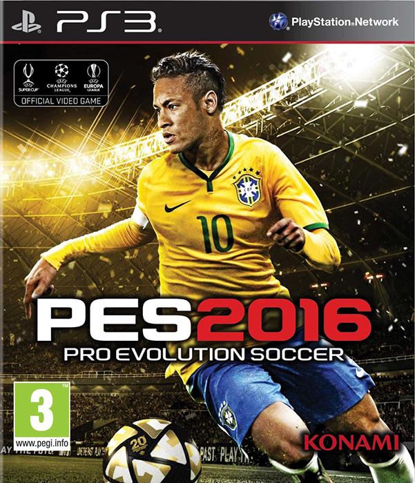 PES 2016 PS3 Oyun İndir !