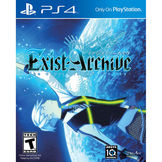 Exist Archive The Other Side of the Sky PS4 kansikuva