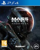 Mass Effect Andromeda PS4 kansikuva