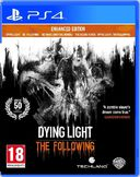 Dying Light Enhanced Edition: The Following PS4 kansikuva
