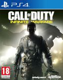 Call of Duty: Infinite Warfare PS4 kansikuva
