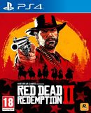 Red Dead Redemption 2 PS4 kansi
