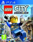 Lego City Undercover PS4 kansikuva