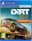 Dirt Rally VR PS4 kansikuva