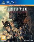 Final Fantasy XII: The Zodiac Age Limited Edition PS4 kansikuva
