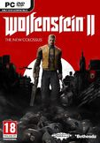 Wolfenstein 2: The New Colossus PC kansikuva