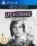 Life is Strange Before the Storm Limited Edition PS4 kansikuva