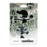 Amiibo Super Smash Bros. Mr. Game & Watch myyntipakkaus