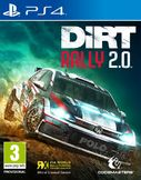 Dirt Rally 2.0 PS4 kansikuva