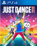 Just Dance 2018 PS4 kansikuva