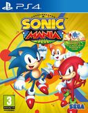 Sonic Mania Plus PS4 kansikuva