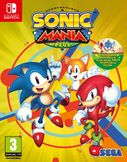 Sonic Mania Plus Switch kansikuva