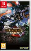 Monster Hunter Generations Ultimate Switch kansikuva