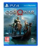 God of War PS4 kansikuva