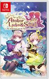 Atelier Lydie & Suelle: The Alchemists and the Mysterious Paintings Switch kansikuva