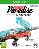 Burnout Paradise Remastered Xbox One kansikuva