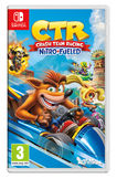Crash Team Racing: Nitro-Fueled Switch kansikuva