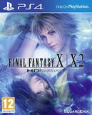 Final Fantasy X & X-2 HD Remaster PS4 kansikuva