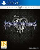 Kingdom Hearts III Deluxe Edition PS4 kansikuva