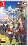 Atelier Ryza: Ever Darkness & the Secret Hideout Switch kansikuva