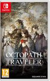 Octopath Traveler Switch kansikuva