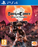 Black Clover: Quartet Knights PS4 kansikuva