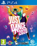 Just Dance 2020 PS4 kansikuva