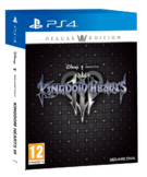Kingdom Hearts III Deluxe Edition kotelo