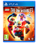Lego The Incredibles PS4 kansikuva